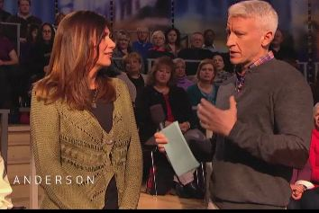 Cyberstalking: Exclusive Interview with Anderson Cooper and Sue Scheff